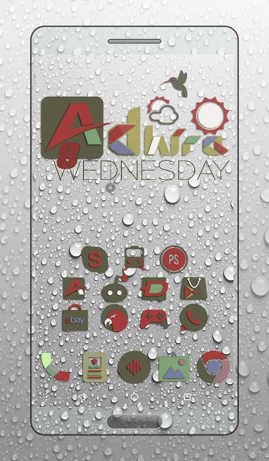 Adhira - Icon Pack Screenshot 7