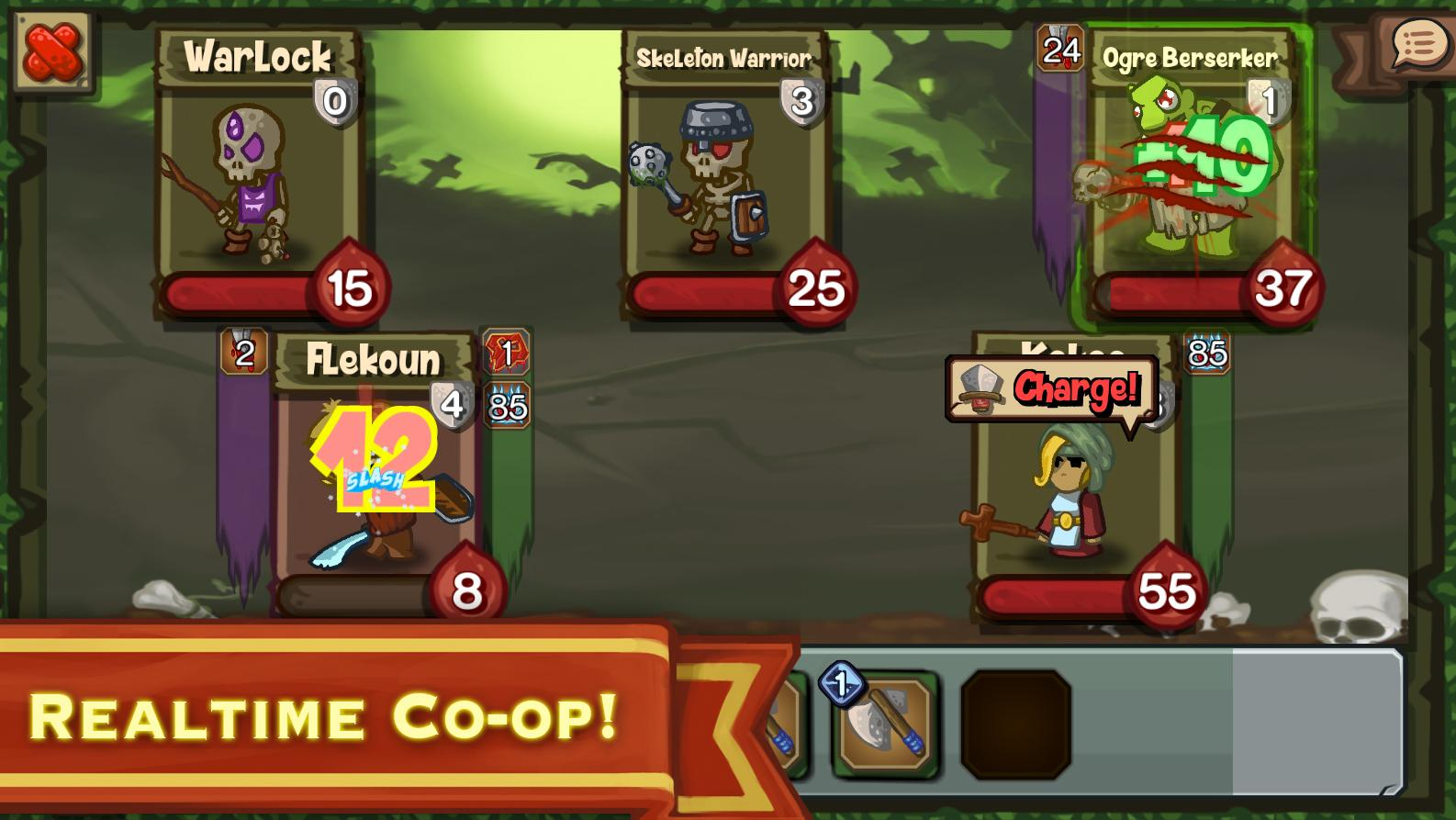 Loot Hunters Screenshot 1