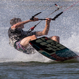 Pure Speed by Trevor Bond - Sports & Fitness Watersports ( kite boarding )