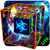 Amazing Cube Lwp Lite APK for Lenovo