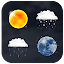 Realistic Weather Iconset HD APK for Blackberry