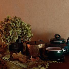 by Helena Jirasová - Uncategorized All Uncategorized ( tea still life )
