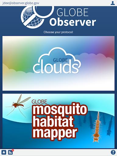 GLOBE Observer screenshot 7