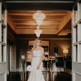 Stunning Irish Bride :)  by Kaspars Sarovarcenko - Wedding Bride ( wedding photographer ireland, wedding photographer limerick )