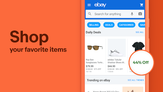 eBay Buy and Sell - Get Online Shopping Deals