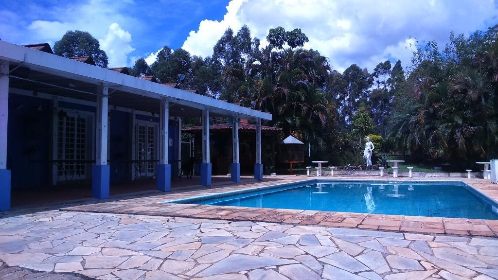 Chácara residencial para venda e locação, Jardim Colônia, Jundiaí.