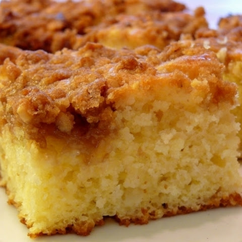 Brown Sugar Coffee Cake