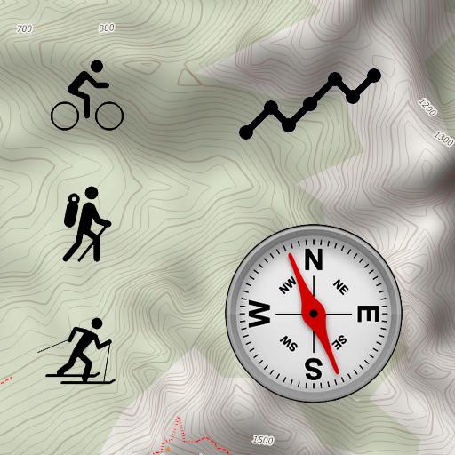 ActiMap - Outdoor maps & GPS APK Cracked Download