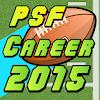 Pro Strategy Football Career