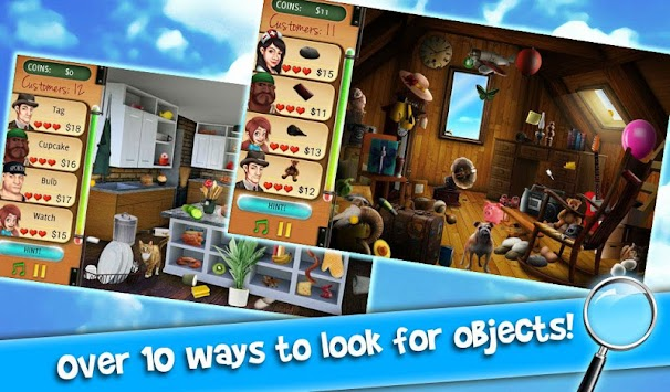 Hidden Object - Home Makeover APK screenshot thumbnail 3