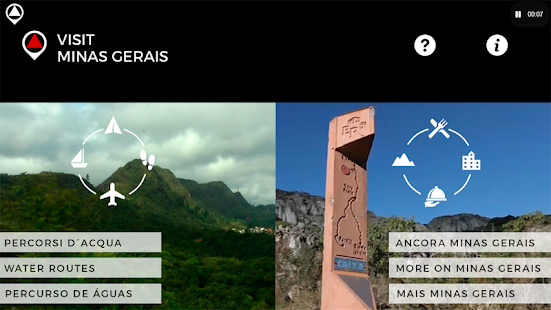 Visit Minas Gerais- screenshot