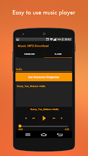 App Download Music MP3 APK for Windows Phone