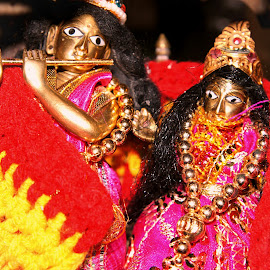Radha Krishna by SANTANU MAITY - Buildings & Architecture Statues & Monuments