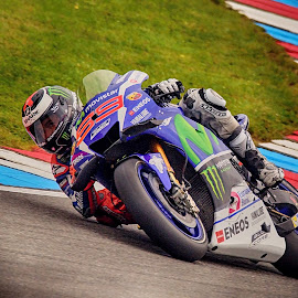 Jorge Lorenzo - unloved champion by Jiri Cetkovsky - Sports & Fitness Motorsports ( brno, moto gp, grand, 2016, race, ptix )