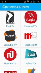 App StreamingHD TV apk for kindle fire