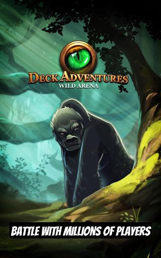 CCG Deck Adventures Wild Arena: Collect Battle PvP screenshot 6
