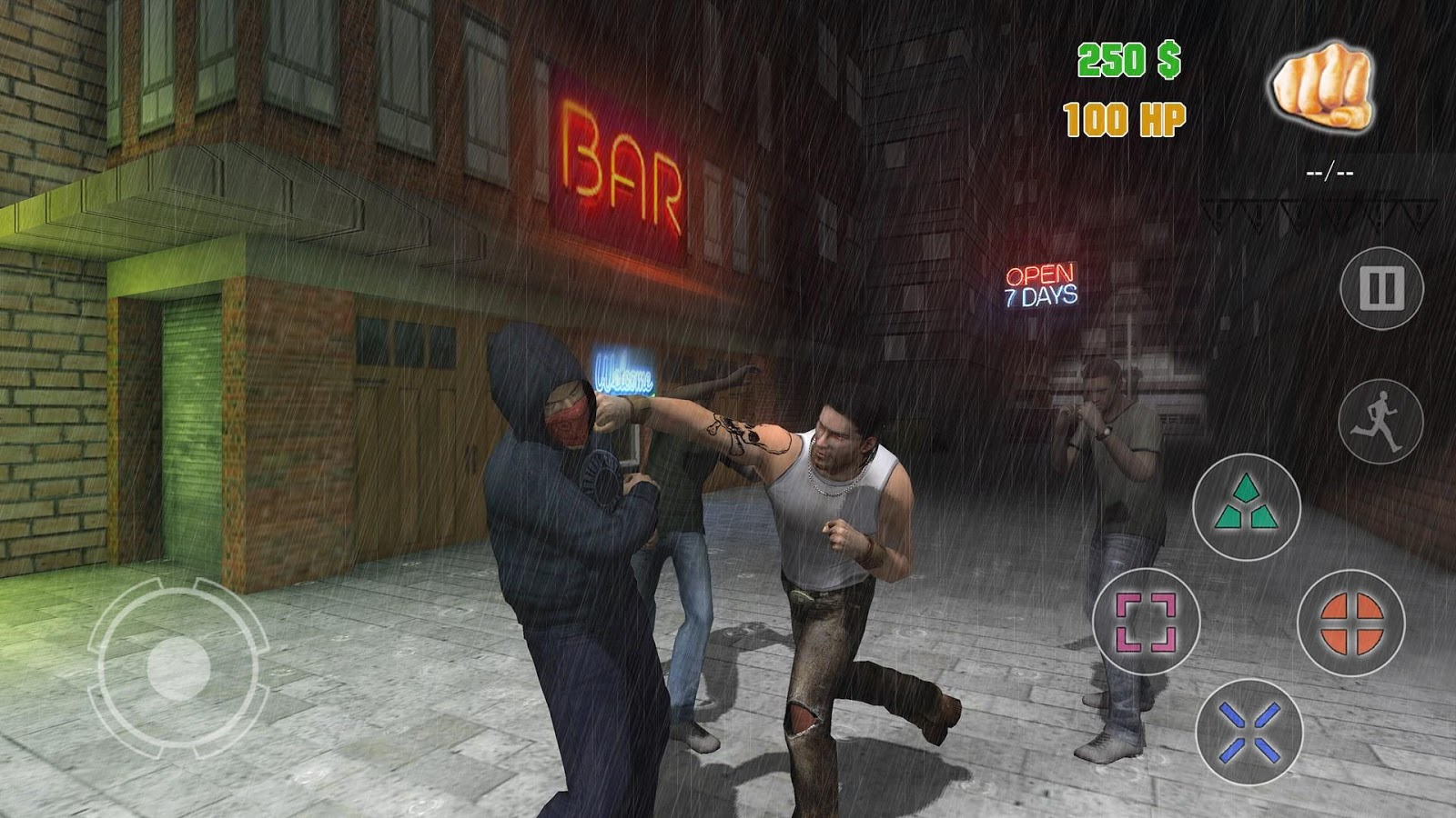 Clash of Crime Mad City War Go Screenshot 2