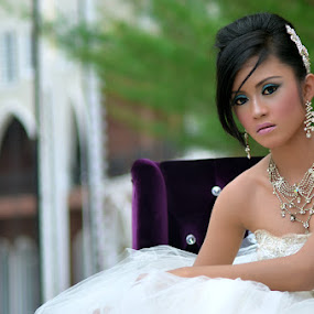 by Muhammad Izwandii - Wedding Bride