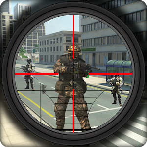 Real sniper city war 3D