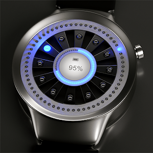 Real LED Watchface