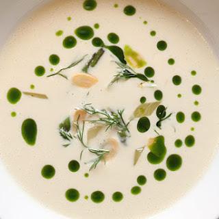 Cold Cucumber Leek Soup Recipes