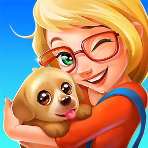 Non-stop Match-3 fun, build and expand the pet park. APK Icon