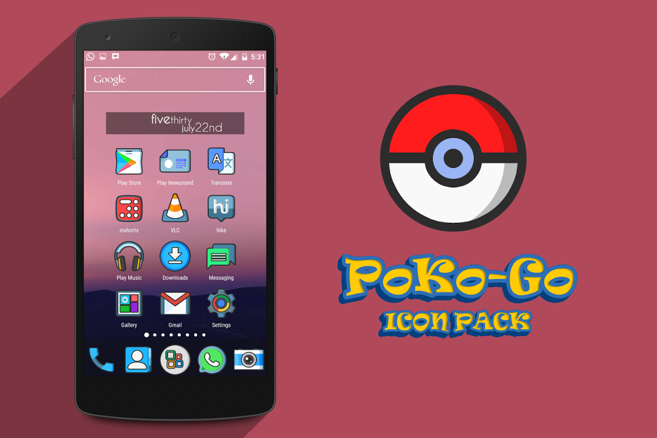 PokoGo Icon Pack Screenshot 17