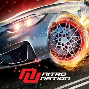 Nitro Nation Drag Racing 5.6.5 Apk + Mod + Data Android