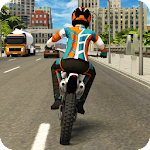 Traffic Dodge: Moto Apk