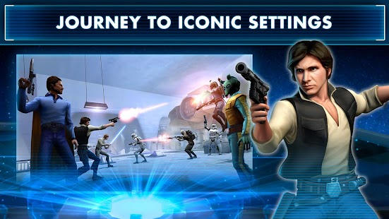 Star Wars™: Galaxy of Heroes for Lollipop - Android 5.0