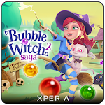 XPERIA™ Bubble Witch 2 Theme Icon