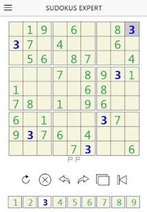 Sudoku Expert II apk screenshot