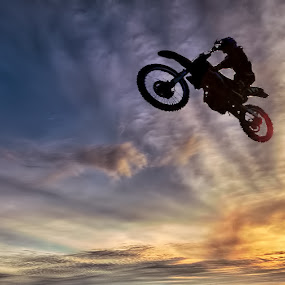 over the sky by William  de Jesus Tavares - Sports & Fitness Other Sports