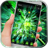 App Green Neon Shine Lancher APK for Windows Phone