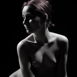 Redhead by Derek Galon - Nudes & Boudoir Artistic Nude