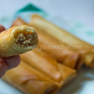 Easy Lumpia Shanghai (Filipino Meat-Filled Egg Rolls)