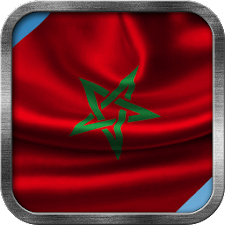 Moroccan Flag Live Wallpaper