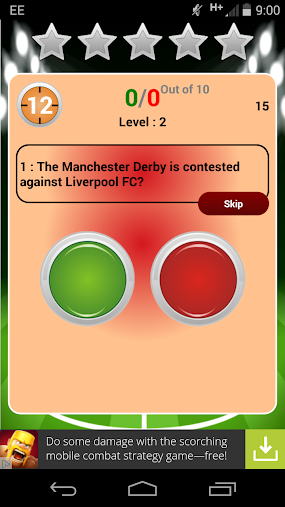 The Big Manchester United Quiz APK