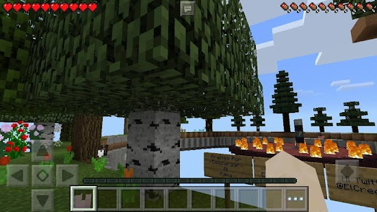 Ring Of Fire Minecraft map - screenshot