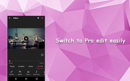 VideoShow - Video Editor- screenshot thumbnail