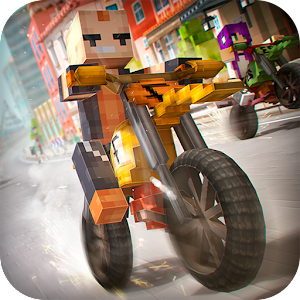 Crafting Motocross Bike Racer