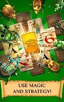 Screenshot of Pyramid Solitaire Saga