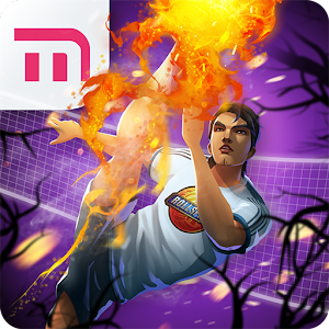 Download Game Android Roll Spike Sepak Raga Takraw Gratis