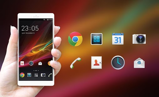 Theme for Sony Xperia SP HD