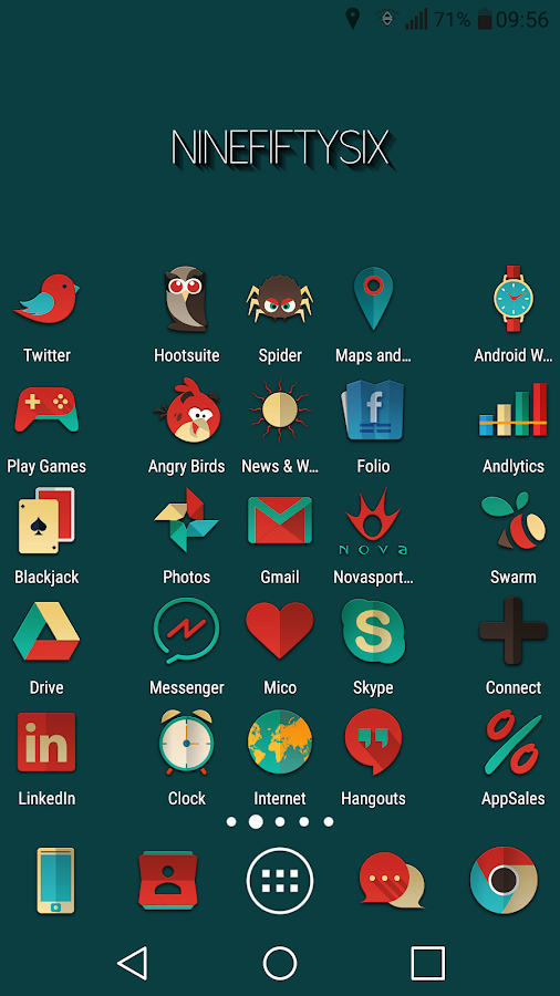 Retricon - Icon Pack Screenshot 6