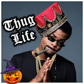 Free Download Thug Life Maker - Thuglife Song APK for Samsung