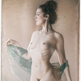 A Classic by Marie Otero - Nudes & Boudoir Artistic Nude ( model, nude, female, marieoterophotography, boudoir, fine art, fine art photography, nudes )