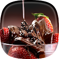 Chocolate Live Wallpaper APK for Bluestacks