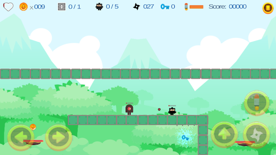 Little Ninja Town - screenshot