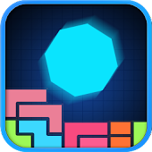 Hexa Blast Pong: Bash Blocks APK for Bluestacks